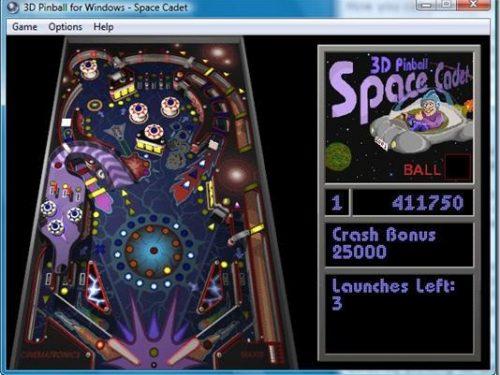 Pinball 3D: scarica l'intramontabile flipper di Windows XP!