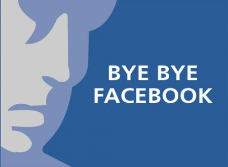 Facebook: eliminare definitivamente account!