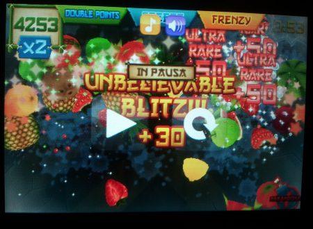 Fruit Ninja truccato per Android