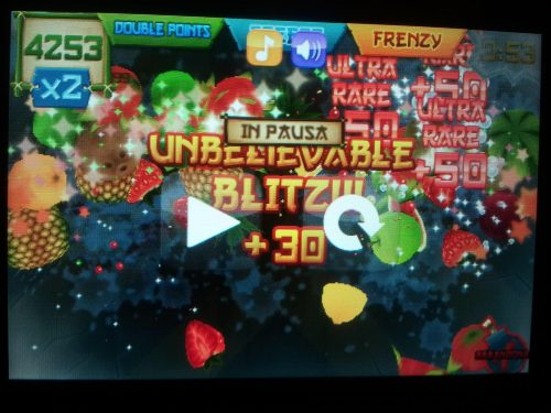 Fruit Ninja – Versione modificata per Android