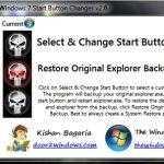Cambiare pulsante Start (Windows 7)