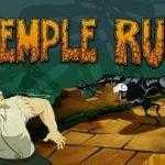 Bug Temple Run su iOS (Rettilineo infinito)