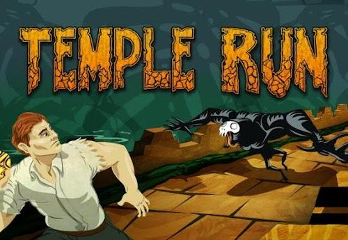 Bug Temple Run su iOS (Rettilineo infinito)