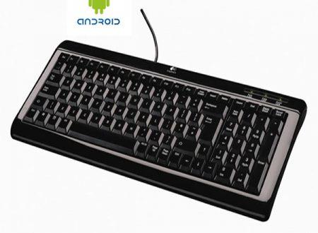 WiFi Keyboard – Tastiera PC su Android