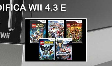 Modifica Nintendo Wii – Versione 4.3E
