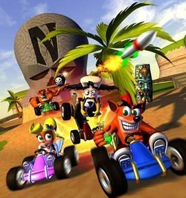 Crash Team Racing – CTR (PSX-PSP)