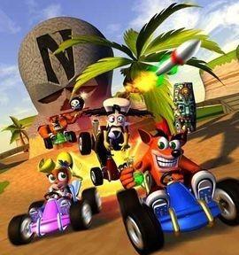 Crash Team Racing – CTR (PSX – PSP)