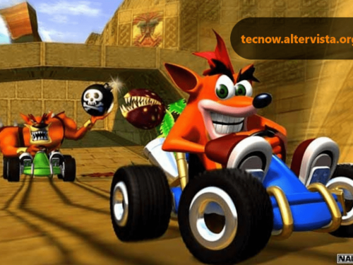Crash Team Racing – CTR (PSX – PSP)