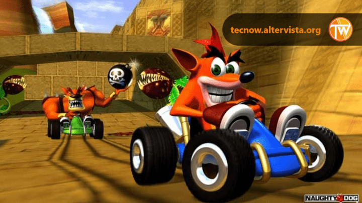 CTR - Crash Team Racing PS1 PSX2PSP