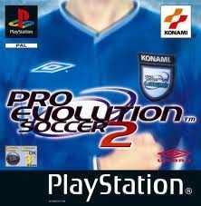 Pro Evolution Soccer 2 - PES 2 (PSX-PSP) | TecnoW