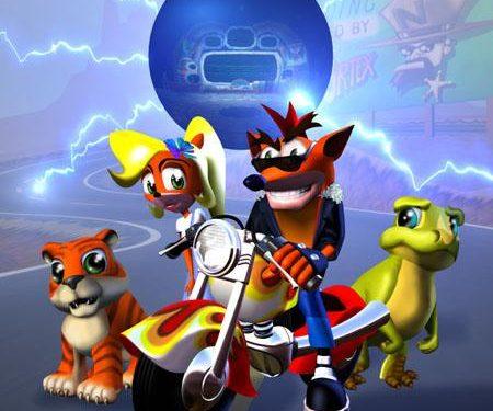 Crash Bandicoot 3 – Warped (PSX – PSP)