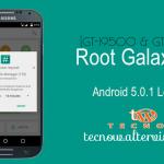 Root Galaxy S4 (GT-I9500/I9505) Lollipop [5.0.1]