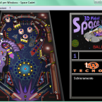 Trucchi Pinball 3D per Windows – Space Cadet