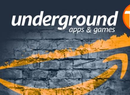 Amazon Underground: App e giochi gratis al 100%