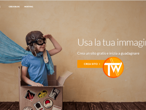 Altervista – Crea un sito web gratis