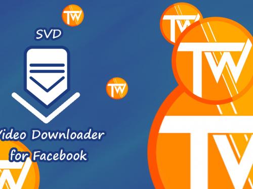 Facebook, scaricare video con SVD su Android.
