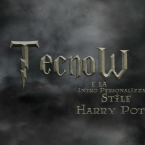 Harry Potter, intro personalizzata – Adobe After Effects
