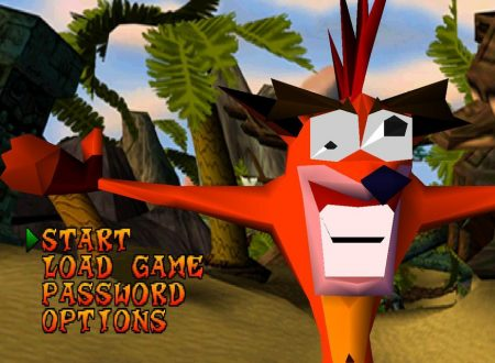 Crash Bandicoot (PSX-PSP)