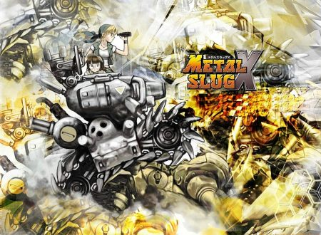 Metal Slug X (PSX-PSP)