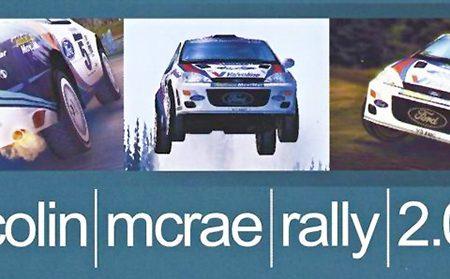 Colin McRae Rally 2.0 (PSX-PSP)