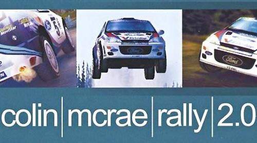 Colin McRae Rally 2.0 (PSX-PSP)