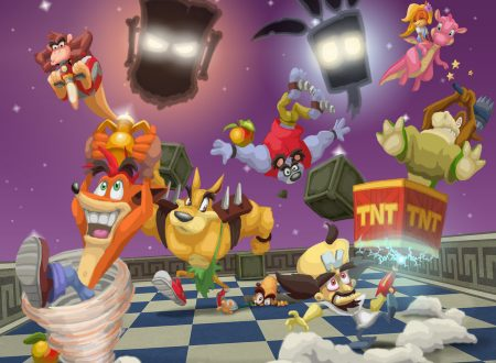 Crash Bash (PSX-PSP)