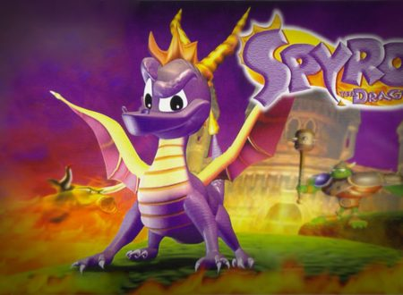 Spyro the Dragon (PSX-PSP)