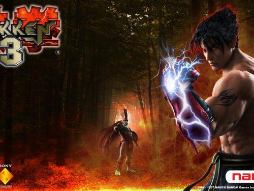 Tekken 3 (PSX – PSP)