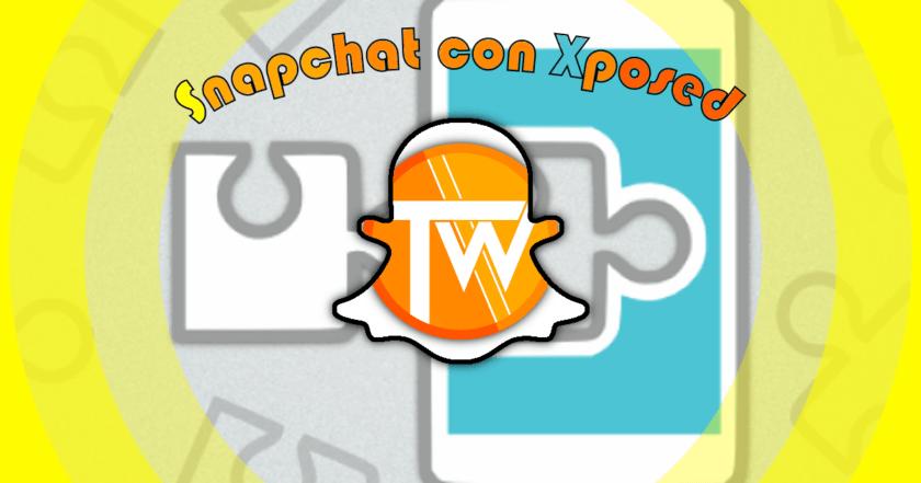 Snapchat Xposed