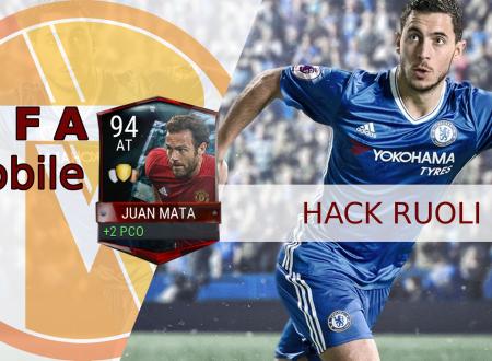 FIFA Mobile – Hack ruoli giocatori