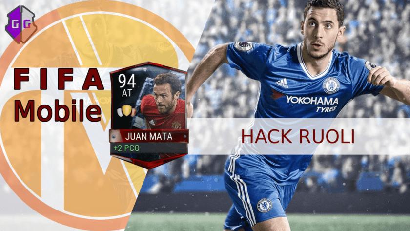 FIFA Mobile - Hack Ruolo
