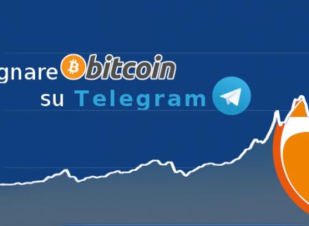 bitcoin – Come guadagnarli su Telegram grazie ai bot