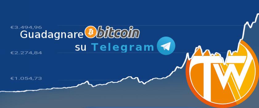 Bitcoin su Telegram