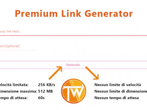 Premium Link Generator: i migliori siti web