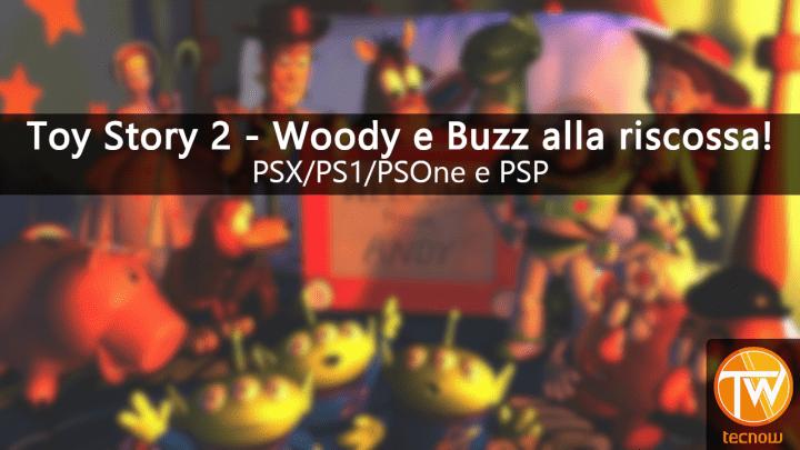 Toy Story 2 - Woody e Buzz alla riscossa!