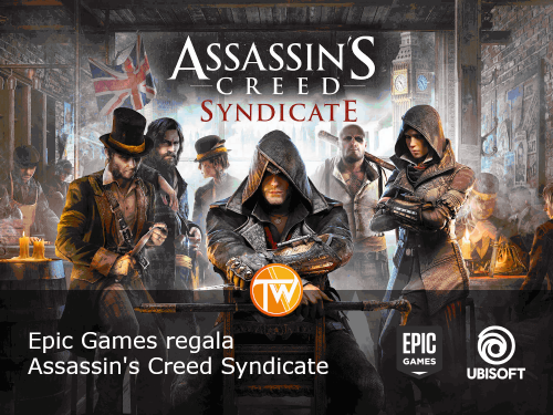 Epic Games regala Assassin's Creed Syndicate