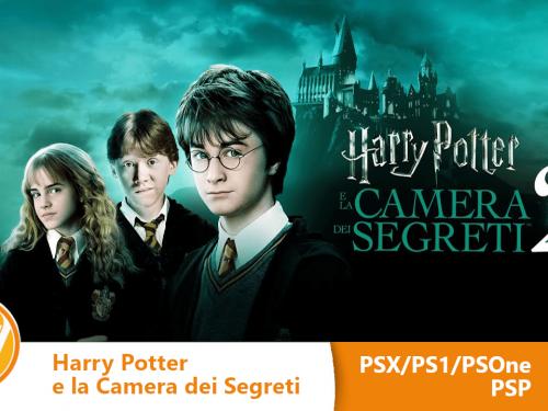 Harry Potter e la Camera dei Segreti (PSX – PSP)