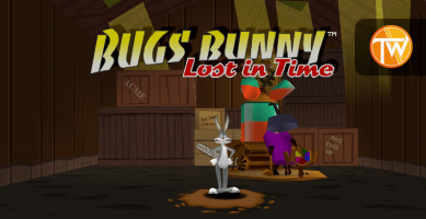 Bugs Bunny: Lost in Time (PSX – PSP)