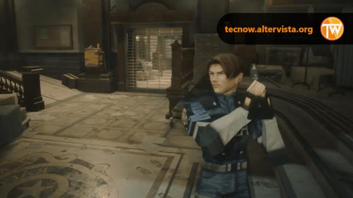 Resident Evil 2 PS1 PSX2PSP