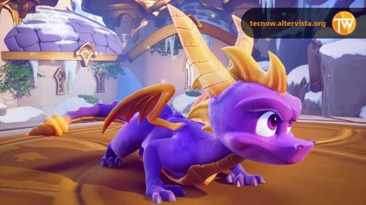 Spyro 2 - Gateway to Glimmer (PSX - PSP)