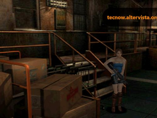 Resident Evil 3: Nemesis (PSX – PSP)