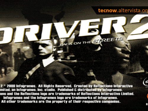 Driver 2: Back on the Streets  (PSX – PSP)